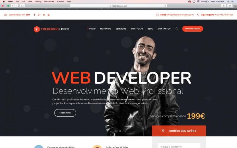 Freelancer WordPress em Lisboa