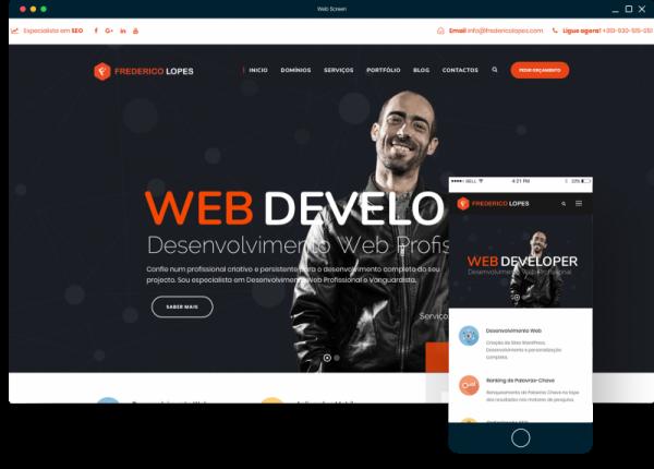 Web designer Freelancer   Lisboa   Portugal