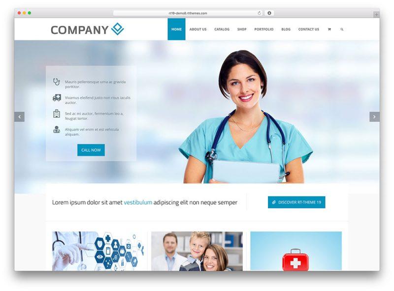 Criação de sites para médicos